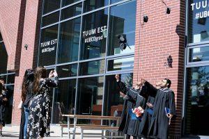 UBC Okanagan hosts six graduation ceremonies this week
