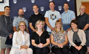 UBC recognizes dedicated staff with excellence awards