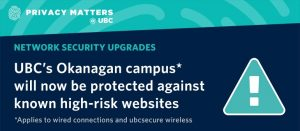 High-risk websites to be blocked starting Friday